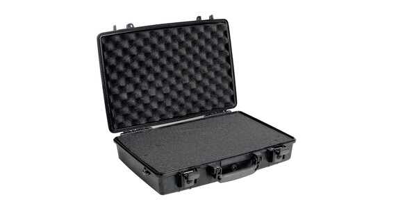 Peli 1490 Laptop Computer Case Camping box zwart